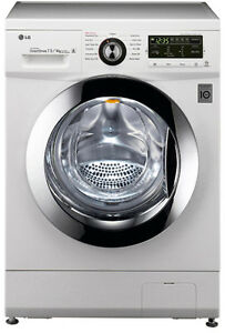 LG - WD1402CRD6 - 7.5Kg/4Kg Direct Drive Front Load Washer / Dryer Combo