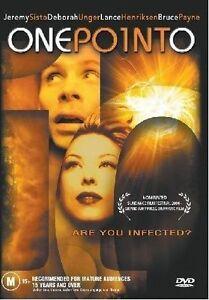 One Point O (DVD, Region 4) Jeremy Sisto - Brand New, Sealed