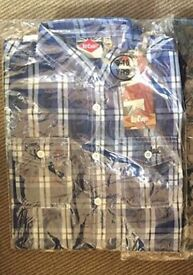 Boys Lee Cooper Shirt Aged 11-12