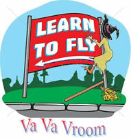 Driving lesson (Learn to Fly)