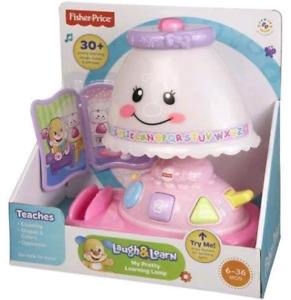 Fisher-Price Laugh & Learn Lamp-Brand New in Box