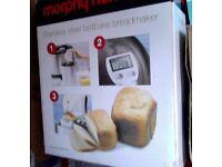 Morphy Richards bread maker
