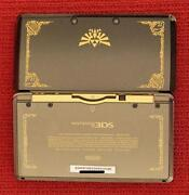 Legend of Zelda Limited Edition 3DS