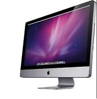 "iMac 27"" with Intel core i5 and 2.8GHz Processor"