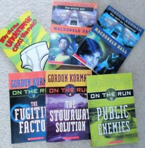 == GORDON KORMAN BOOKS ===
