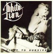 White Lion Fight to Survive