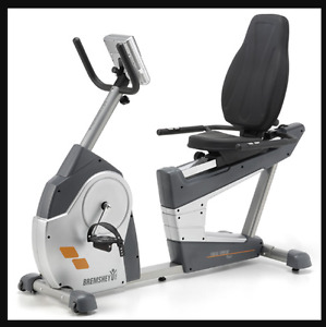 Vélo stationnaire Bremshey Cardio Comfort Pacer