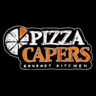 Pizza Capers - ORANGE
