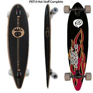 )-Drop Through Longboard Complete Series