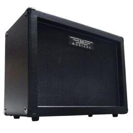 Montage 112 Guitar Speaker Cab