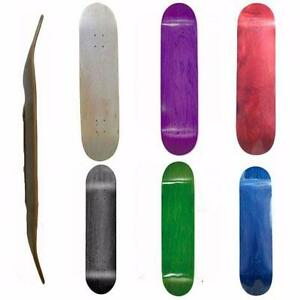 Easy people Skateboard Semi Pro SB-1 Blank Skateboards Decks Differnt Colors Available + Grip Tape Options