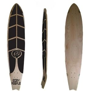 Easy People Longboards Customize Design your Own Fishtail Deck!