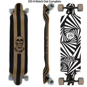 Easy People Longboards Drop Down Lowrider Longboard Complete <<<