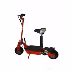 Easy People Dynamite Electric Scooter Red