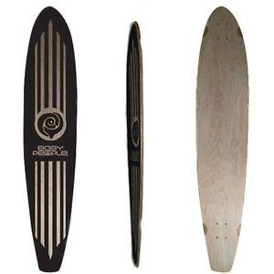 Easy People Longboards Customize Design your Own Pintail Decks!