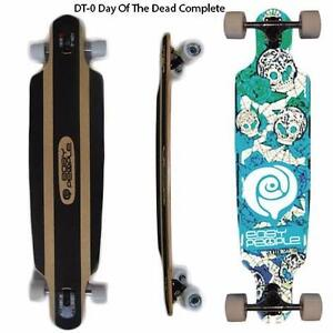 Easy People Longboards Double Drop Down Lowrider Drop Through Pintail Kicktail Graphic Complete Longboard Decks Series