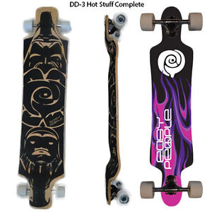 Easy People Longboards Drop Down Lowrider Complete Longboard >>>