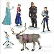 Disney Figurine Set