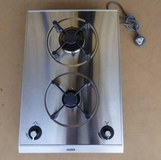 Gas cooktop - 2 burners