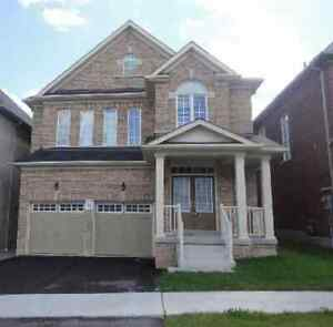 4 Bedroom Luxurious Double Garage Detached Home For Rent In Ajax
