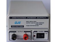 3-5amp Switch Mode Power Supply QJE