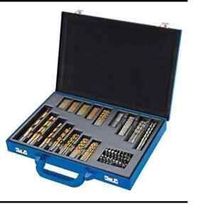 Mastercraft Metal and Masonry Drill and Drive Set, 170-pc Kitchener / Waterloo Kitchener Area image 1