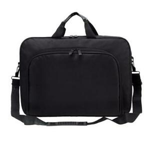 Business Portable Messenger Bag  Water-resistant Nylon // YZZ Zipper // Shoulder or Briefcase