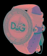 D&G Prime Time Watch