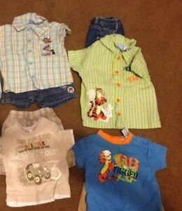 Boys Size 3 month summer clothing