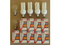 Bayonet Bulbs - 60w Traditional and Energy Saving Bundle