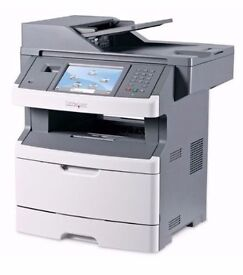 Printer 40PPM 1200X1200 DPI SCAN/COPY/FAX Ethernet Lazor Network Printer