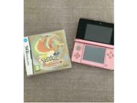Nintendo 3DS & Heart Gold