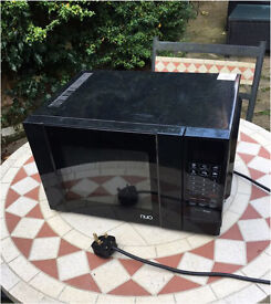 NUO Microwave and grill