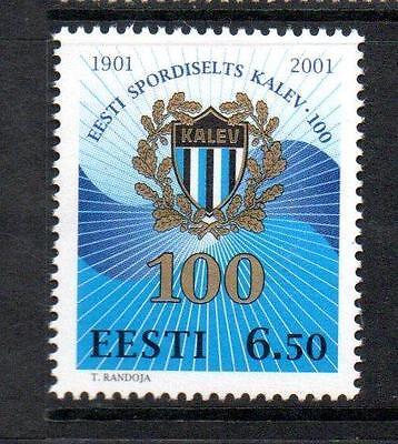 ESTONIA MNH 2001 SG394 CENTENARY OF KALEV
