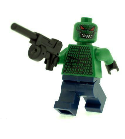 on Lego Batman Killer Croc