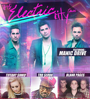 The Electric City Tour