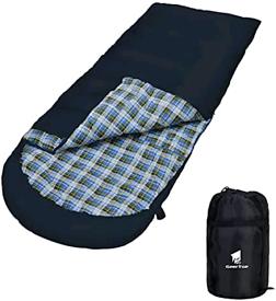 New lightweight sleeping bag