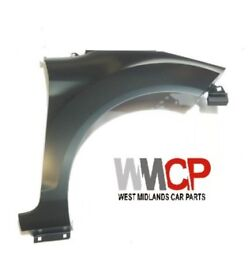 FORD FIESTA 2008 - 2013 PRIMED FRONT RIGHT DRIVER SIDE WING PANEL
