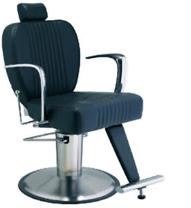 RECLINABLE STYLING CHAIR