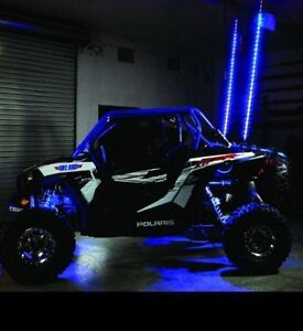 LED WHIPS for  ATV - SXS - JEEP -BOATS