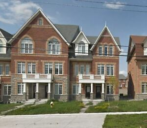 16/Kennedy (Markham) 3-storey Townhouse for rent