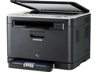 Samsung CLX 3185W Colour Laser Printer/Scanner - Spares or Repairs