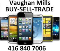 VAUGHAN MILLS STORE - WE PAY TOP DOLLAR FOR ALL SMARTPHONES