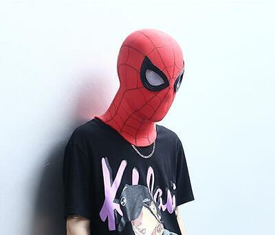 Spider-Man Far From Home Film Halloween Mask Cosplay Maske Kostüm Costume