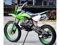 BRAND NEW 125cc Pit Bike