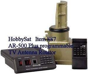 AR-500 Plus TV Antenna Rotator CB Ham WiFi