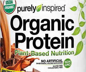BNIB Sealed 2 Purely Inspired, Organic Protein,100% Plant-Based
