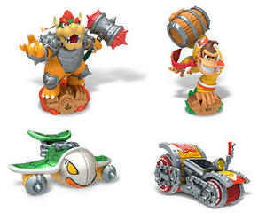 Looking for wii u bowser and donkey kong figures