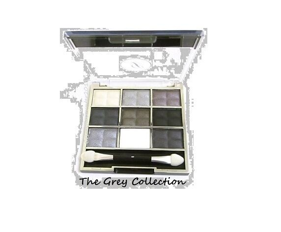 LAVAL 9 SHADES EYE SHADOW PALETTE GREY COLLECTION