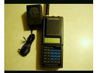Realistic pro 34 handheld radio scanner